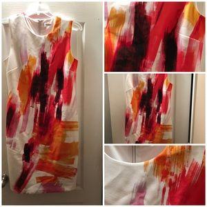 Sleeveless Calvin Klein size 12 dress